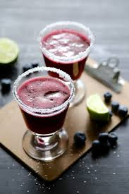 blueberry margarita tequila blueberry mint refresco climbing grier mountain