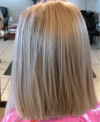 front and back views of medium length hair medium length hairstyles straight hair back view