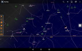 me a map of where i am sky map android apps on play