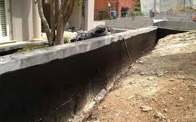 download retaining wall waterproofing membrane garden design