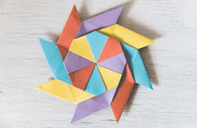 cara membuat bunga dari lipatan kertas 9 cara membuat origami kertas beserta gambar jamin sukses