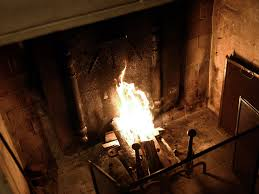 How To Start A Good Fireplace Fire How To Turn Your Tv Into A Fireplace For Christmas The Independent