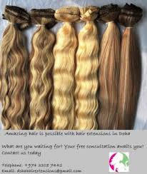 qatar collections hair extensions in qatar
