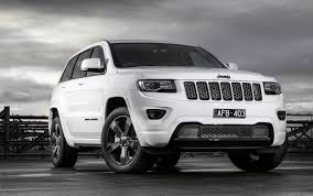 cherokee jeep 2016 white jeep announces u0027 1000 diesel u0027 offer for grand cherokee for march