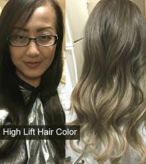 Do U Wash Hair Before Coloring - how does high lift hair color work