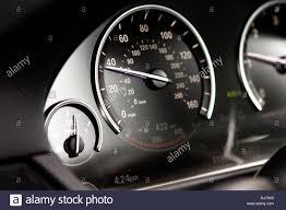 bmw speedometer up interior detail speedometer dashboard of a f10 bmw 5