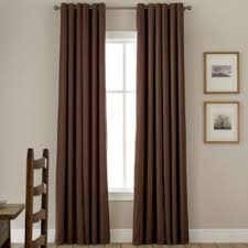 Jcpenney Home Collection Curtains Jcpenney Home Jenner Cotton Grommet Top Thermal Curtain Panel Jcpenney