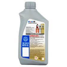 nissan versa quarts of oil mobil 1 5w 30 extended performance full synthetic motor oil 1 qt