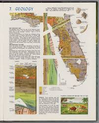 Crystal River Florida Map Geology David Rumsey Historical Map Collection