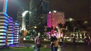 imagenes miami de noche miami noche picture of holiday inn port of miami downtown miami