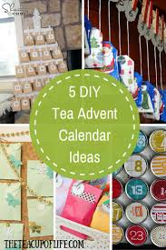 best 25 tea advent calendar ideas on pinterest christmas