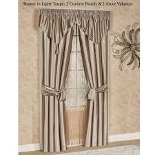 elegant curtains touch of class
