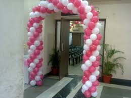 balloons decoration services manufacturer from mumbai