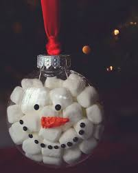 marshmallow snowman the activity to do with your on