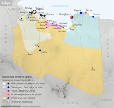Pre Civil War Map Of United States by Libya U0027s Political Realignment May 2016 Control Map U0026 Timeline