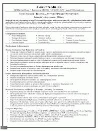 Quality Engineer Sample Resume Essays Emory University Goizueta Business Sample Cv
