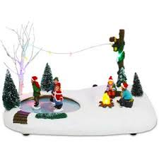 Walmart 2014 Christmas Decorations Commercial by 14 Best Christmas Village Images On Pinterest Christmas Villages