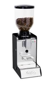 Rancilio Rocky Coffee Grinder Quickmill Model 060 Evo Conical Steel Burr Coffee Grinder