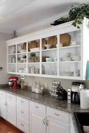 kitchen shelves design ideas kitchen trendy display kitchen islands with open shelving