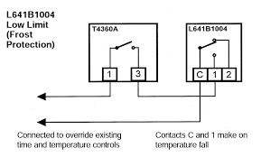 honeywell pipe stat wiring diagram honeywell wiring diagrams