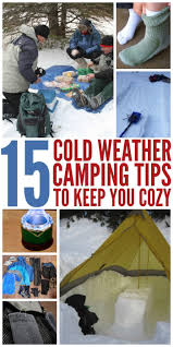 Dinner Ideas For Cold Weather 12 Winter Camping Tips That U0027ll Keep You Cozy Camping Winter And