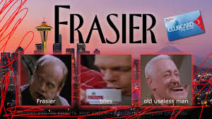 Frasier Meme - frasier escapes the soviet union episode 3 youtube