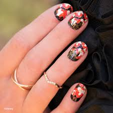 queen of hearts spirit halloween these wickedly cool disney jamberry nail wraps are perfect for any