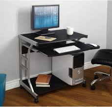 Small Study Desks Furniture Small Mobile Computer Desk Modern Computer Desk Study