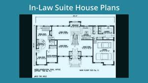 Floor Plans With Inlaw Suite by House Plans With Guest Suite On Main Floor Arts