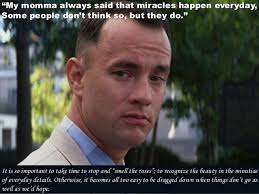 Don T Think So But - forrest gump