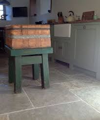 Stone Kitchen Flooring by 26 Best Kitchen Flagstones And Floor Tiles Images On Pinterest