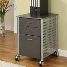Black Metal File Cabinet Filing Cabinets You U0027ll Love Wayfair