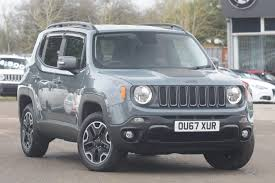anvil jeep renegade sport used jeep renegade and second hand jeep renegade in oxfordshire