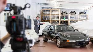 magnus walker porsche collection porsche 928 celebrates 40 years with four door cabrio concepts