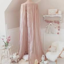 tente chambre 4 couleurs pendaison dôme jouer tente lit rideau tente moustiquaire