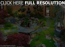 small zen garden ideas home outdoor decoration