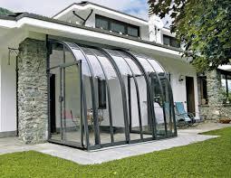 vetrate verande verande chiuse a vetri top prev with verande chiuse a vetri con