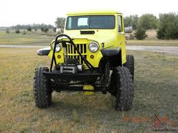 willys jeep pickup lifted rubicon u003ddana 60 u003drock crawler u003dbronco u003dlong arm u003dwillys truck