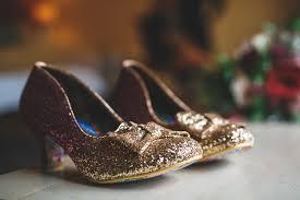 Red Barn Shoes Rustic Barn Red U0026 Gold Glam Wedding Whimsical Wonderland Weddings