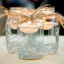 jar decorations for weddings wedding decorations jars wedding corners