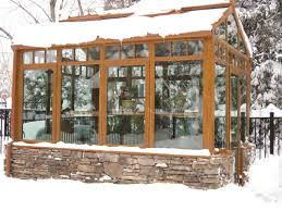 triyae com u003d backyard greenhouse winter various design