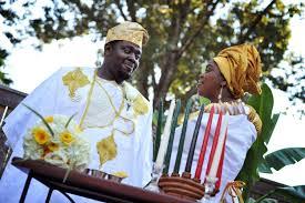 10 beautiful african wedding dresses look the trent