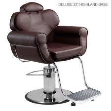 Reclining Salon Chairs Dakota Reclining Salon Chair Keller International
