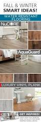 decor extravagant redoubtable aqua guard brown wood floor decor