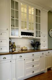 Beadboard Kitchen Cabinet Doors Best 25 Appliance Garage Ideas On Pinterest Appliance Cabinet
