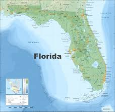Hollywood Usa Map by Florida State Maps Usa Maps Of Florida Fl