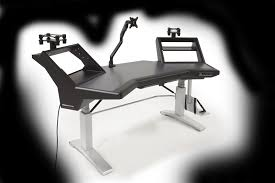 how to build a studio desk argosy console studio furniture