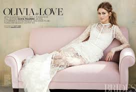 olivia palermo in brides magazine this is glamorous