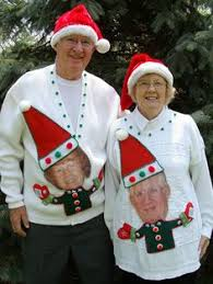 christmas hers his and hers sweaters great for that party
