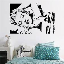 Popular Marilyn Monroe Room DecorationsBuy Cheap Marilyn Monroe - Marilyn monroe bedroom designs